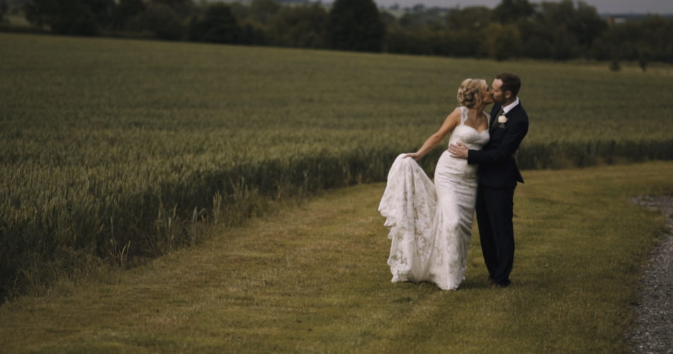 Mythe Barn Wedding Video