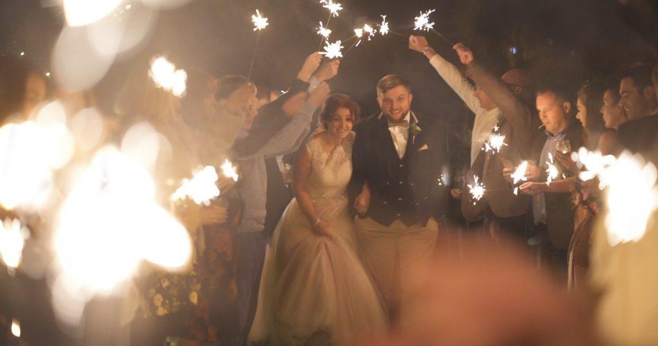 Penny & Mike Wedding Video Dodmoor House Northamptonshire