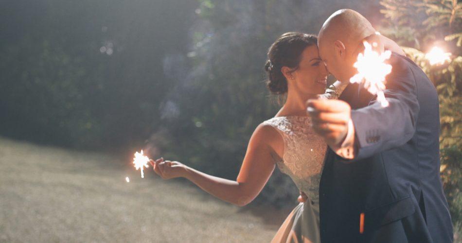 Liz & Simon Wedding Video Ardencote Manor Warwickshire