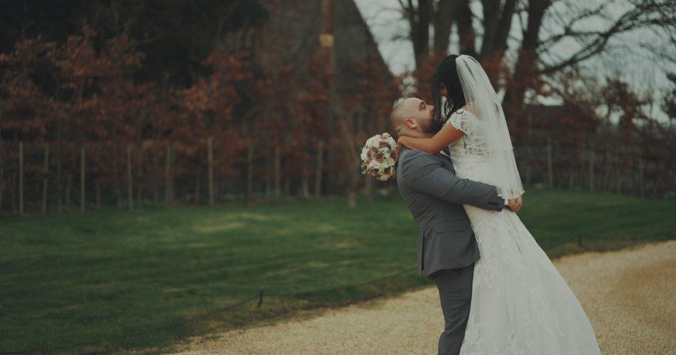 Lisa & Marc Wedding Video Dodford Manor Northamptonshire
