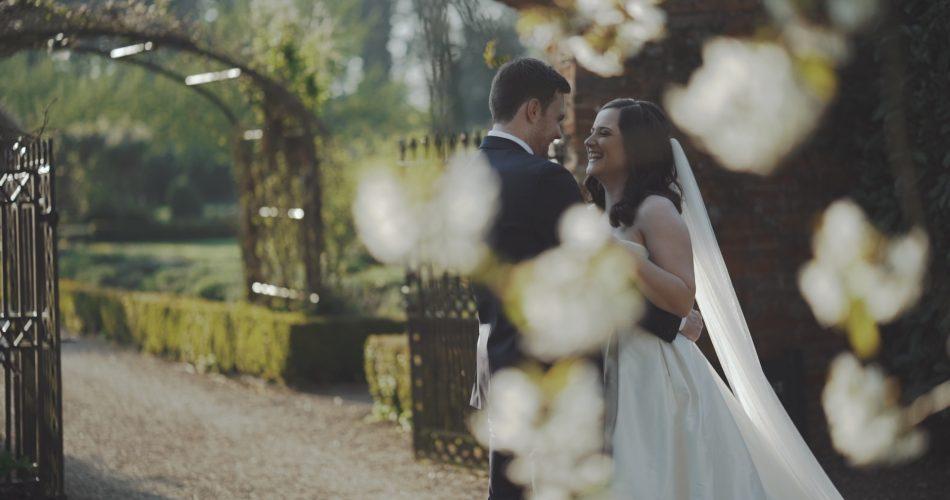 Jess & Marc Wedding Film Stapleford Park Leicestershire