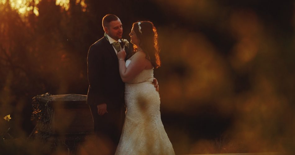 Ashleigh & Matthew Wedding Video Hampton Manor Soliuhull