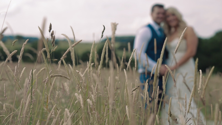Claire & Mark - Wedding Video Northamptonshire