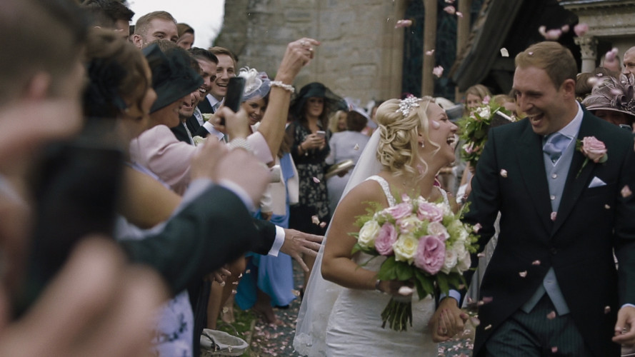Kitty & Daniel - Wedding Video Warwickshire