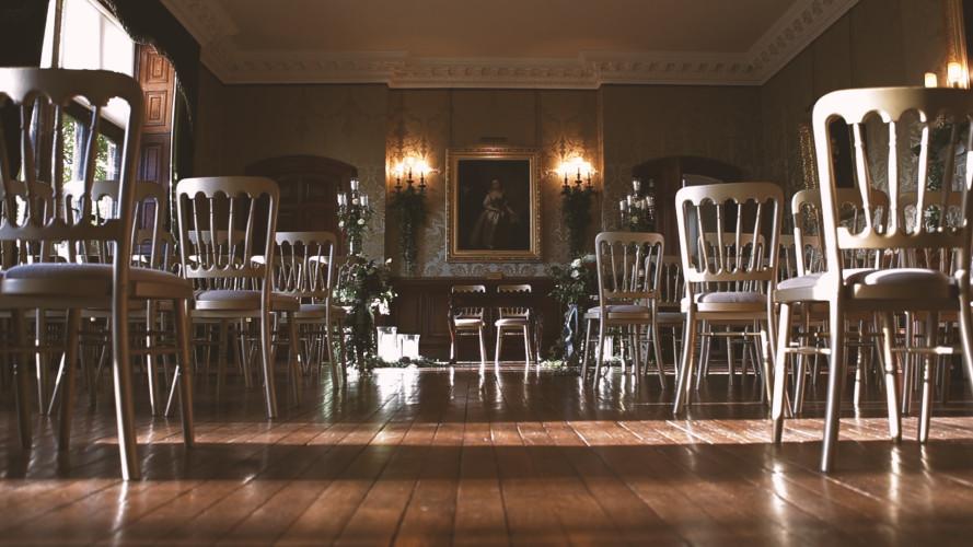 Joey & Paul - Wedding Video Holdenby House