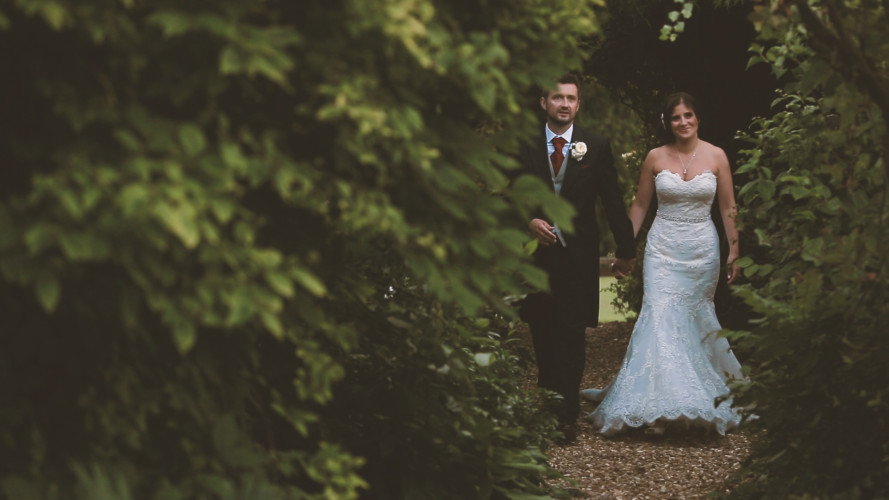 Emma & James - Wedding Video Holdenby House Northamptonshire