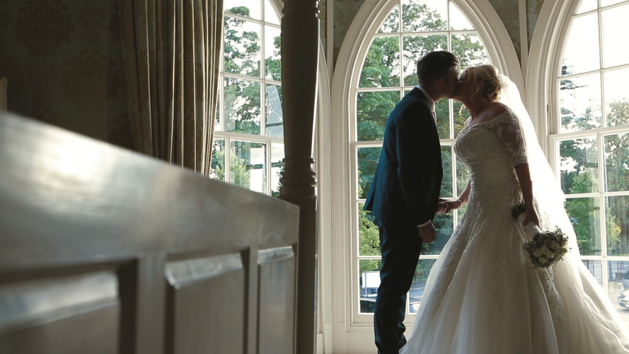 Siobhan & Dan Wedding Video Warwick House Warwickshire