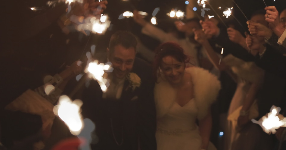 Sarah & Matt Wedding Video Prestwold Hall Leicestershire