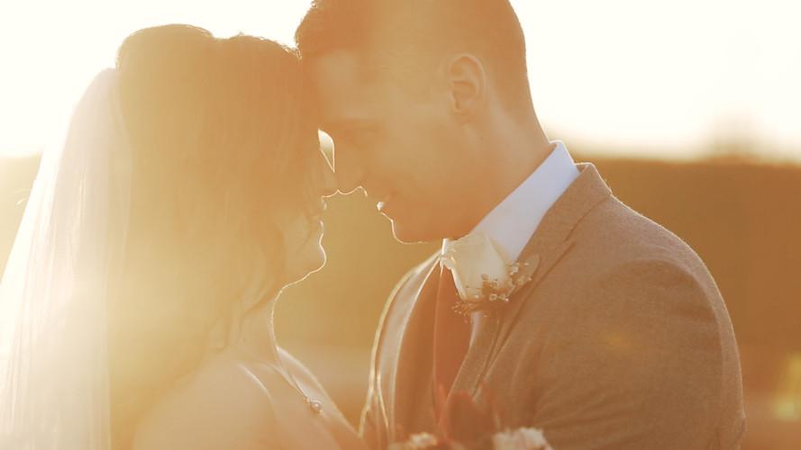Lyndsey & Mike Wedding Video Dodford Manor Northamptonshire