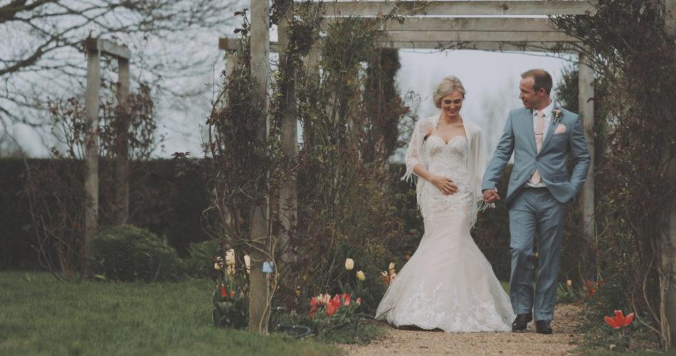 Sam & Dan Wedding Video The Woodlands Leicestershire
