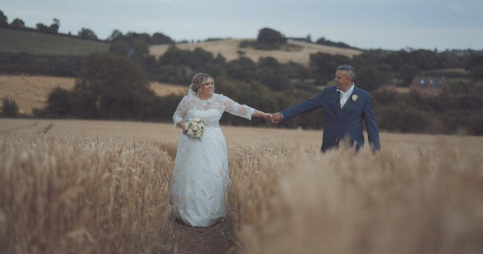Sian & Mark Wedding Highlights Halstead House Leicestershire