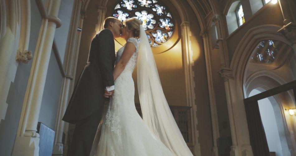 Laura & Adam Wedding Video Stanbrook Abbey Worcestershire
