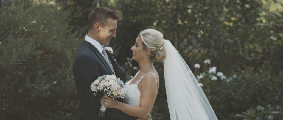Carly & Steveland Wedding Video Warwick House Warwickshire
