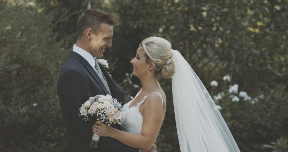 Carly & Steveland Wedding Video Warwick House Warwickshire
