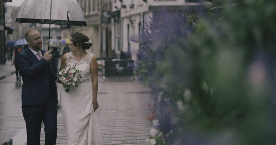 Kim & Simon Wedding Video The Old Stables Leicestershire