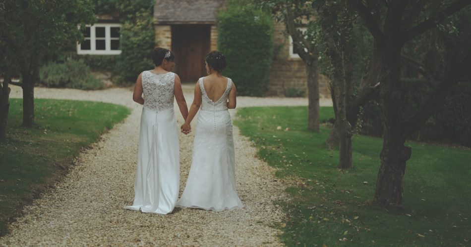 Emma & Sophie Wedding Video Dodmoor House Northamptonshire