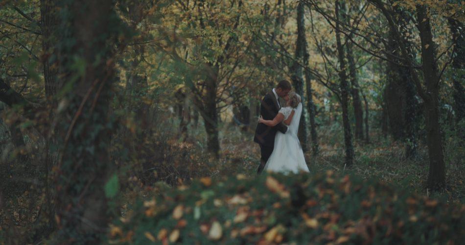 Aimee & Mark Wedding Video Cripps Barn Gloucestershire