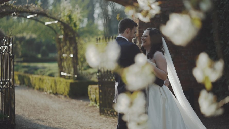 Jess & Marc Wedding Film Stapleford Park Leicestershire
